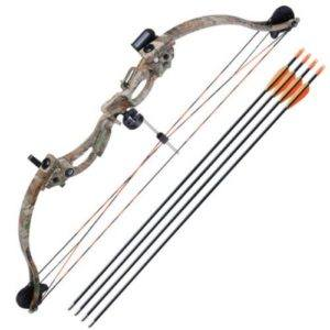Shooting A Compound Bow