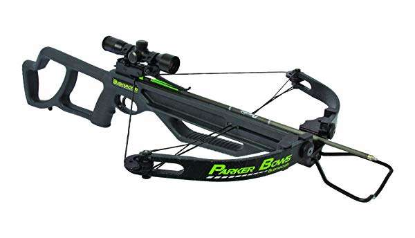 Parker Bushwacker Crossbow Review