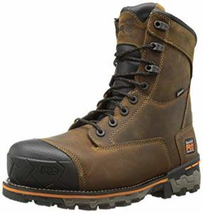 Timberland Pro Men's 8 Inch Boondock Work and Hunt Boot