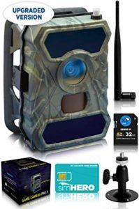 CreativeXP 3G best cellular trail camera