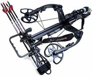 Scorpyd Aculeus fastest crossbow 2020