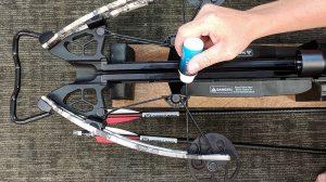 Crossbow Maintenance