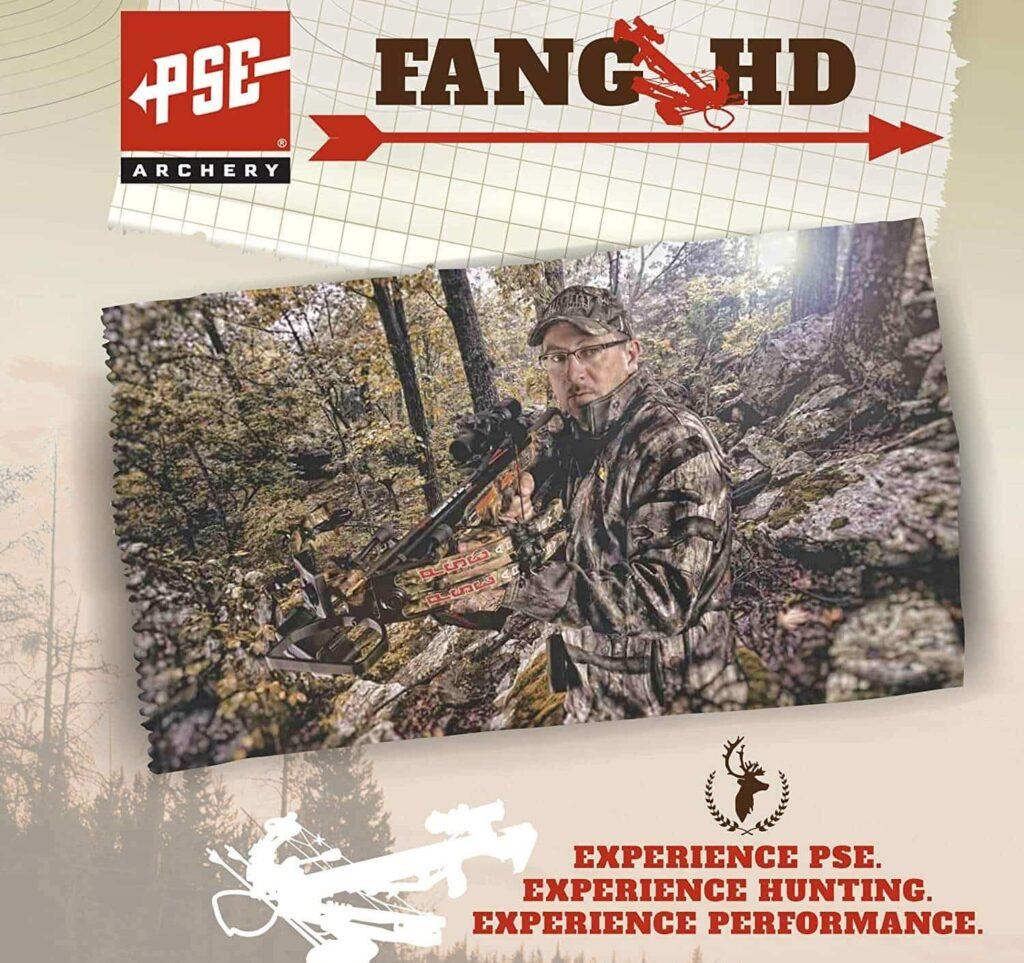 PSE Fang HD Crossbow