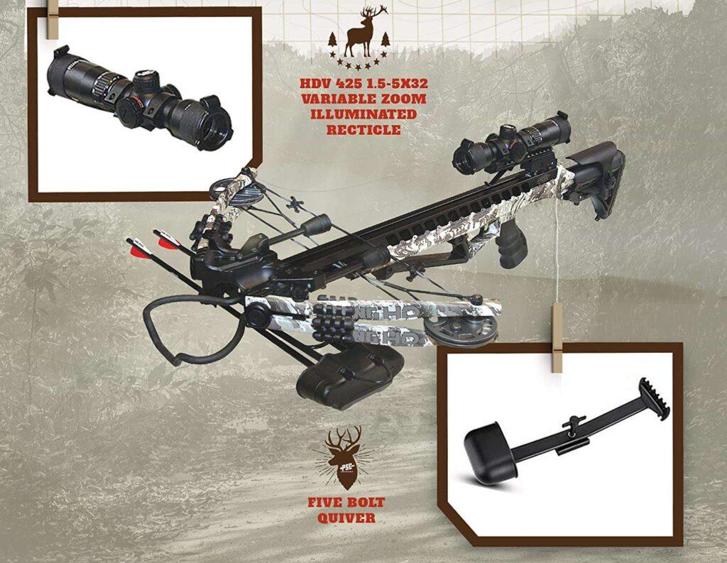 Fang HD Crossbow