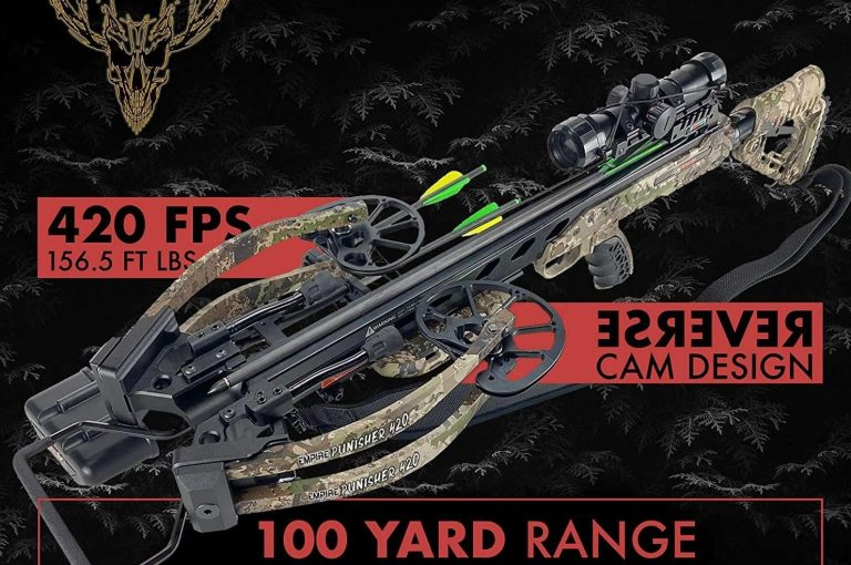 SA Sports Empire Punisher 420 Crossbow