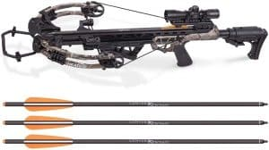 CenterPoint Heat 415 FPS Crossbow Package