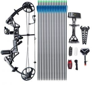 Topoint Archery Package M1