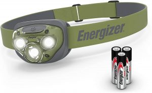 Energizer High-Powered LED Hunting Head Lamp