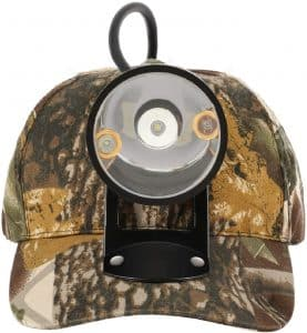 Kohree CREE 80000 LUX Headlamp
