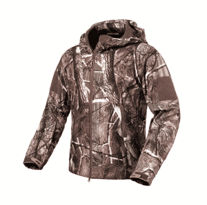 ReFire Gear Men's Soft Shell Military Tactical Jacket
