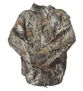 Wildfowler Outfitter Camo Hunting Waterproof Parka